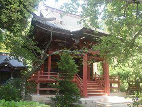 聖武天皇が皇女の病平癒御礼に建立!千葉・印西「松虫寺」