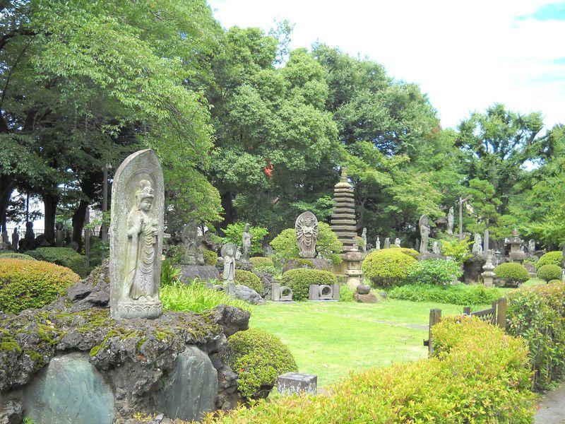 あなたの観音様を見つけに!東京・沼袋「百観音明治寺」
