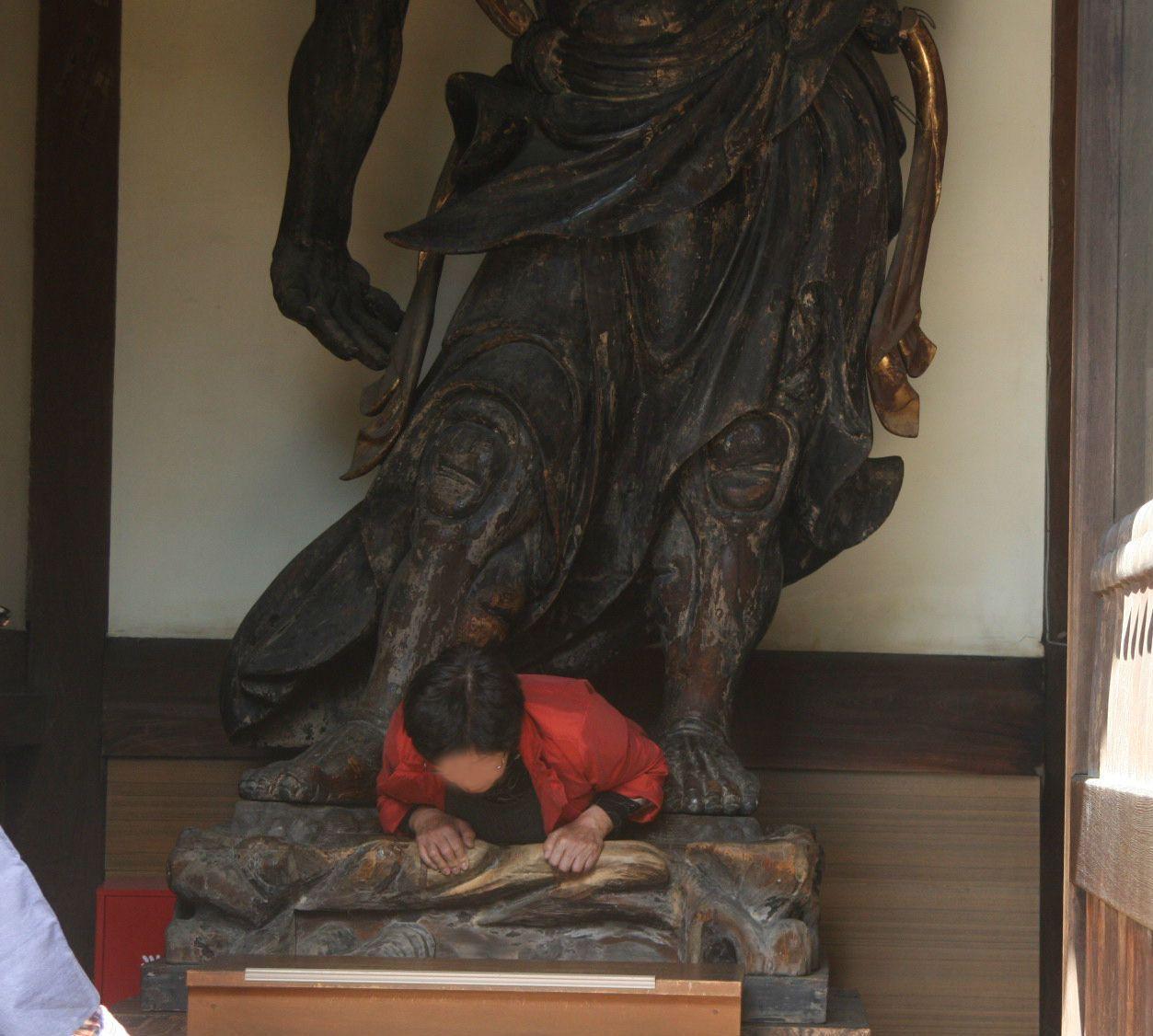 千葉・松戸市の古刹「萬満寺(万満寺)」と「松戸市戸定が丘歴史公園」