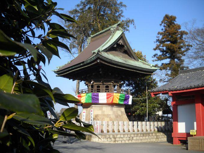 鐘楼(千葉県重要文化財)