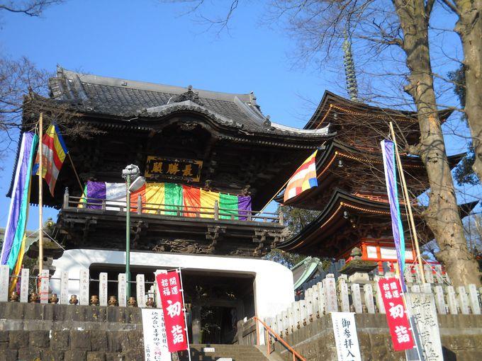 楼門(千葉県重要文化財)