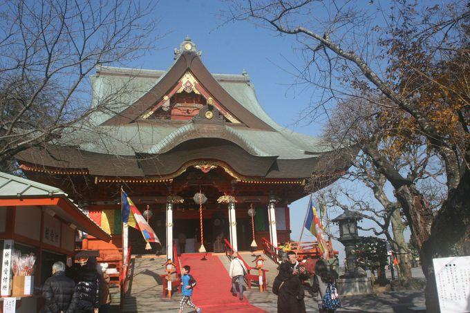 本堂(千葉県重要文化財)