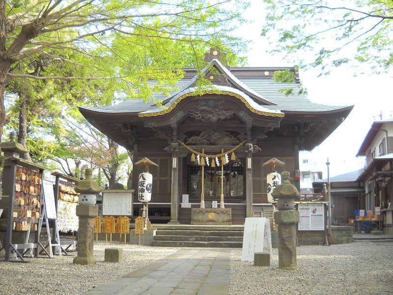 邪を裂き、魔を祓うパワースポット!茨城・取手「八坂神社」