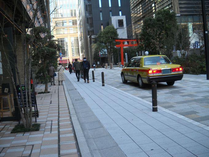 東京駅から歩いて10分!バツグンのアクセスの良さ!