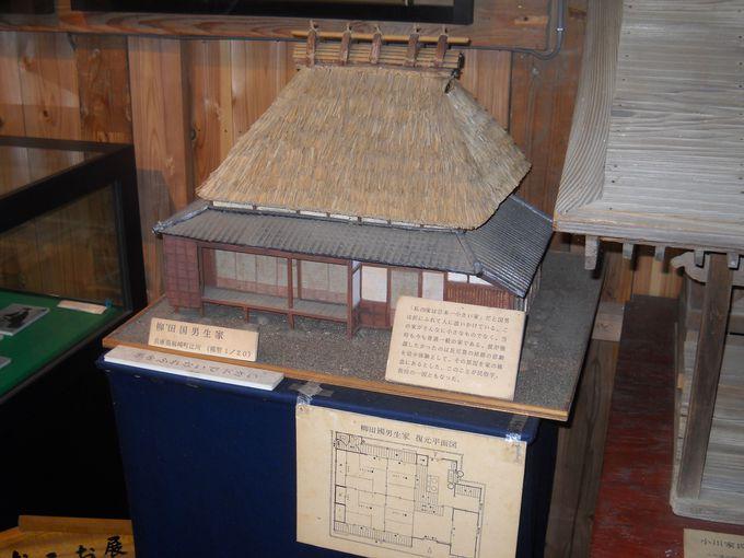 國男は生家を「日本一小さい家」と言っていたが・・・