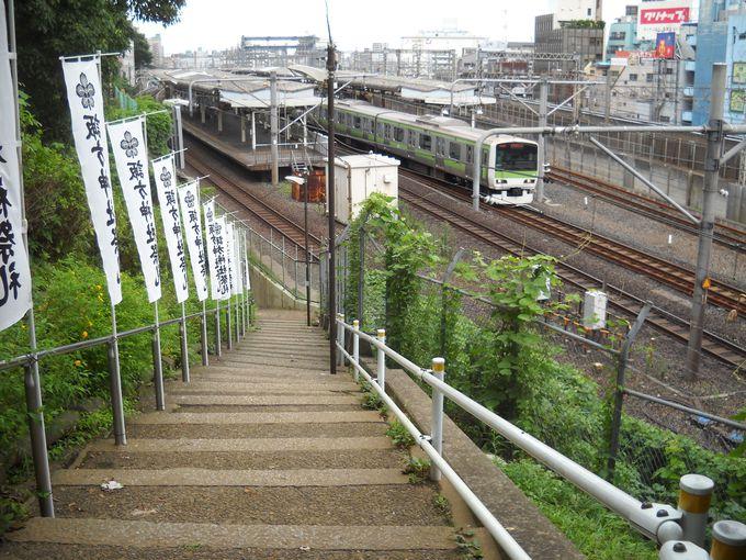 「地蔵坂」は「撮り鉄」にも人気がある