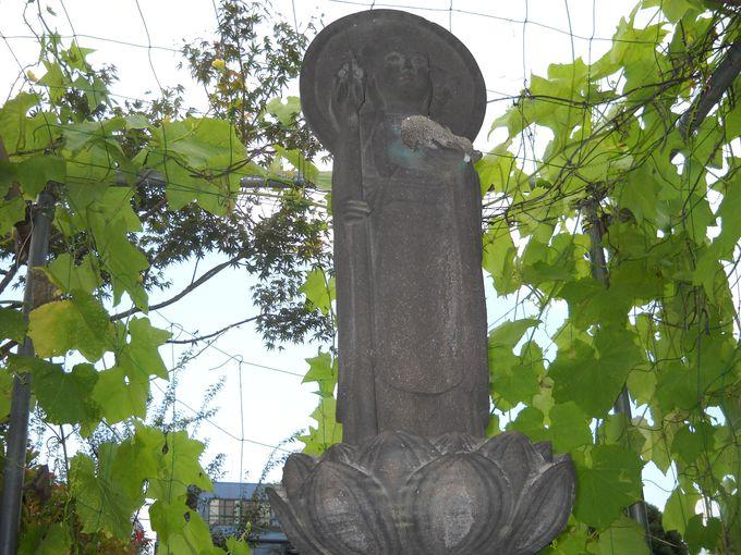 「江戸の六地蔵」と「へちま地蔵」