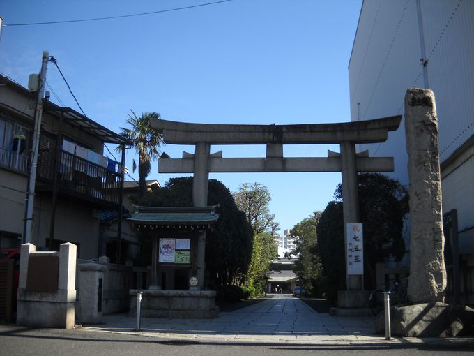 「六郷神社」は平安時代後期の創建