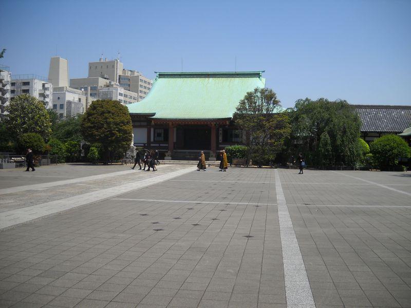 吉祥寺にないの!?「吉祥寺」は東京文京区にある学業成就と縁結びの寺