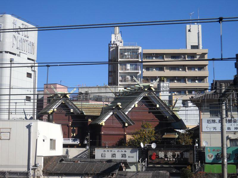 正岡子規もお参りした!?東京・台東区「元三島神社」