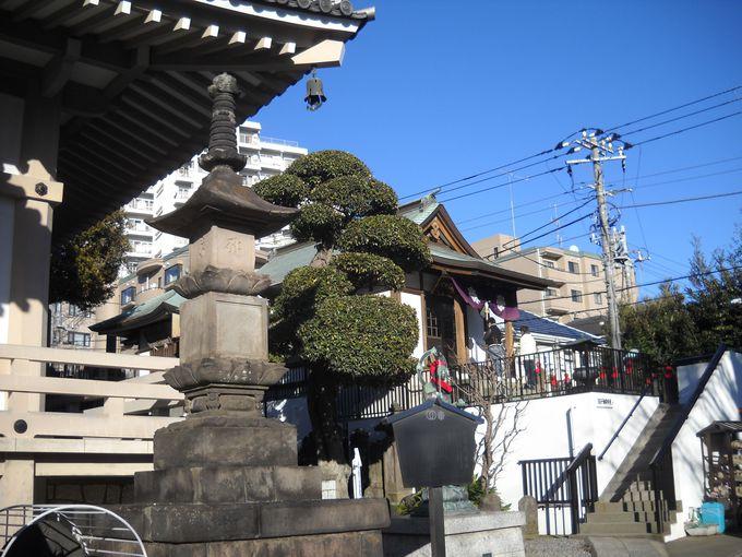 「目白不動堂」は、もともと文京区にあったが・・・