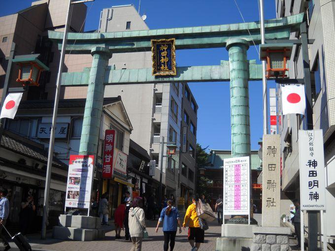 「神田神社」は江戸・東京に鎮座して1300年!