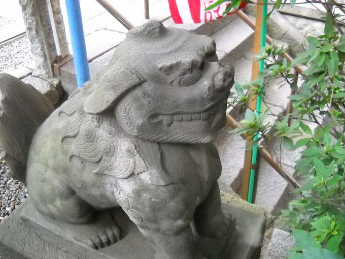 """""""厄除の神様""""と親しまれている「上目黒氷川神社」"""