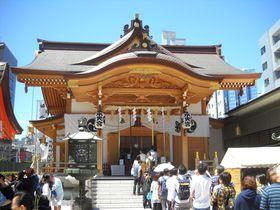 日本橋のおすすめ観光スポット10選 幸せになれるめでたいスポット巡り!