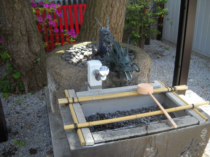 1100有余年の歴史ある神社「高田總鎭守氷川神社」
