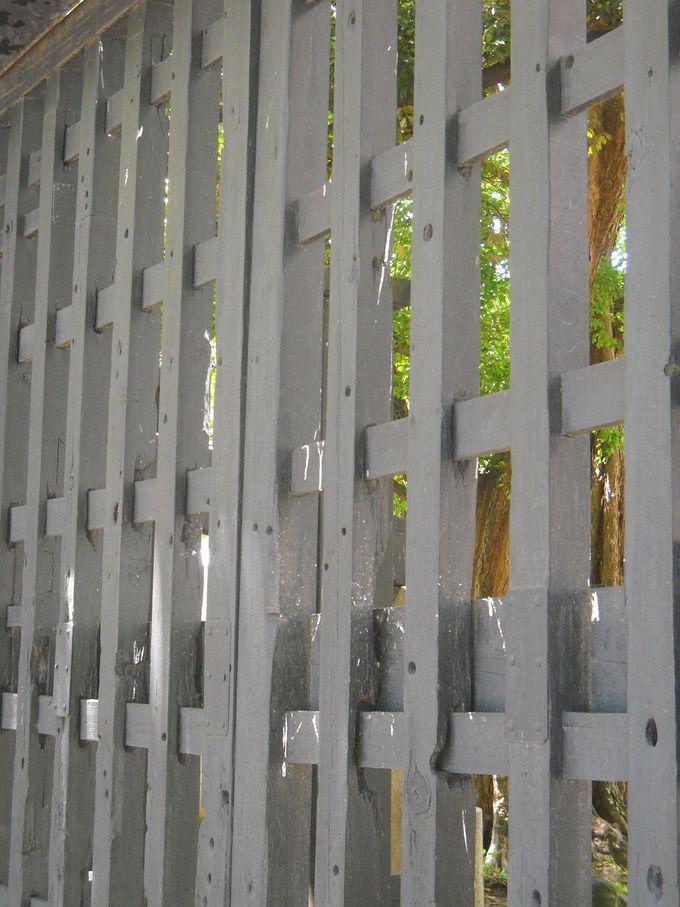 歴史の証人である「旧上野の黒門」