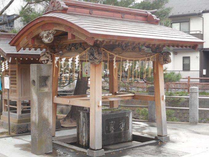 御祭神は「日本武尊」である