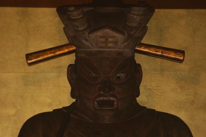 エンマさんって、こんにゃくが好物なの!?東京・小石川「源覚寺」