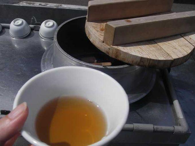 寿命が延びるありがたいお茶