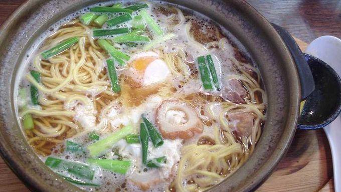 鳥だしスープが絶品!高知県須崎市のB級グルメ「鍋焼きラーメン」