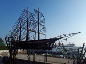 海賊・歴史・アート・猫!島の魅力満載の瀬戸内・塩飽本島をめぐる