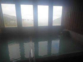 標高2410mの日本一標高の高い天然温泉宿「みくりが池温泉」