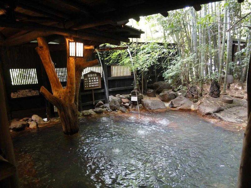 黒川温泉で湯めぐりさんぽ
