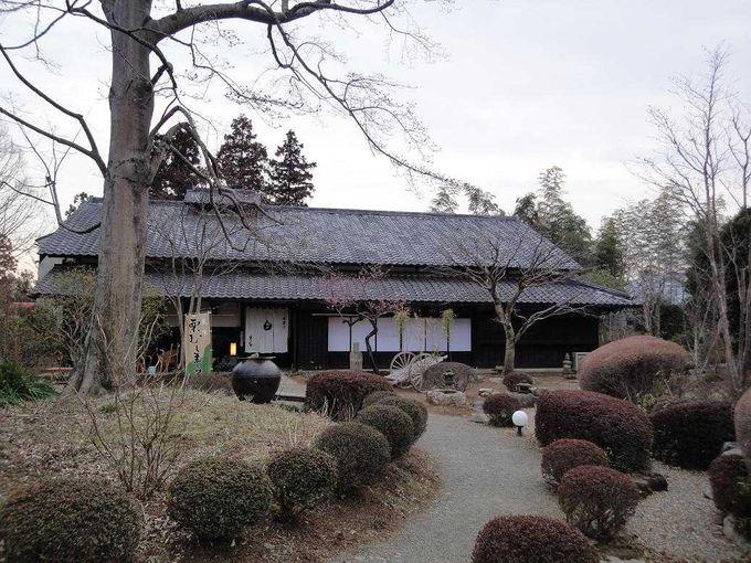 地元の名士のお屋敷「栗の家」
