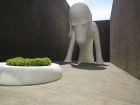 青森県立美術館 芸術家のこだわりを見に行こう