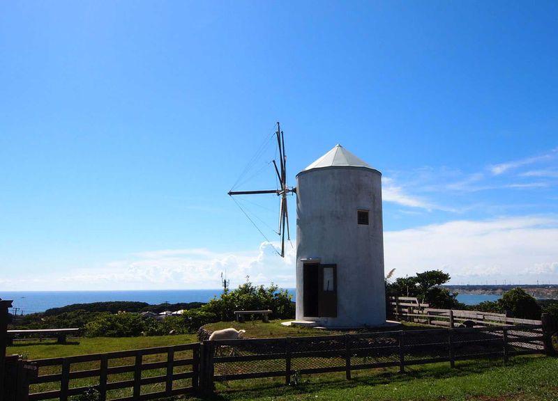 銚子「地球の丸く見える丘展望台」で心が丸くなる旅