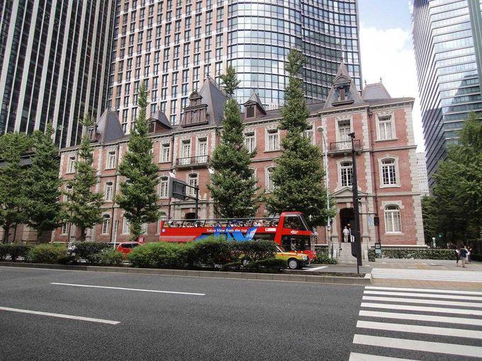 今や東京駅界隈の風景の一部