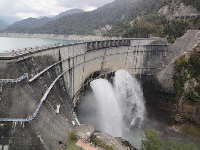 日本一のダム
