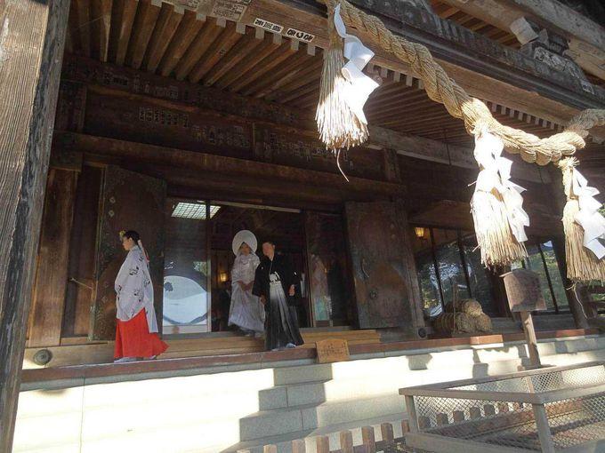 筑波山神社のご利益