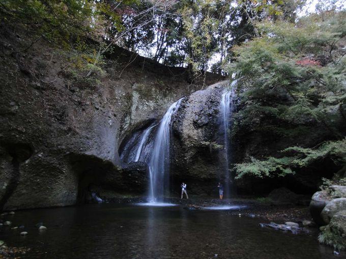 2.月待の滝