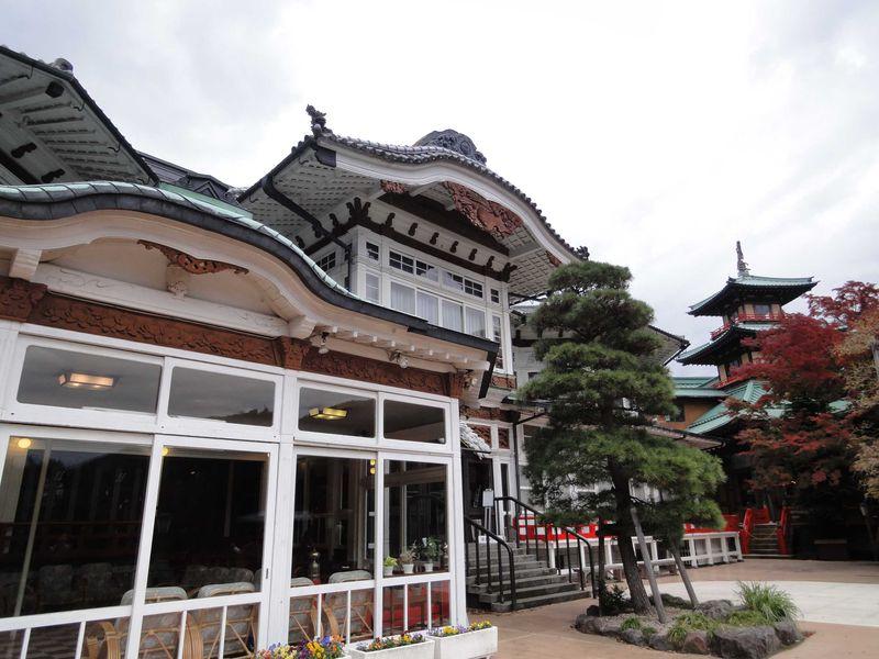 クラシカルホテル建物探訪 箱根・宮ノ下「富士屋ホテル」