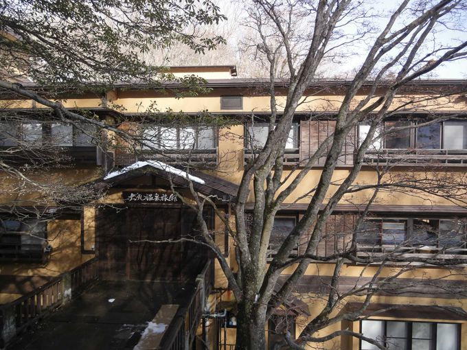 「日本秘湯を守る会」会員宿