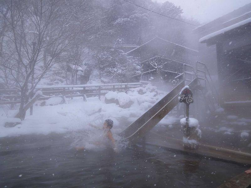 にっぽんの冬に行きたい!雪見露天風呂の楽しめる温泉9選
