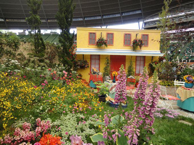 有名ガーデナーのお庭を見れるチャンス