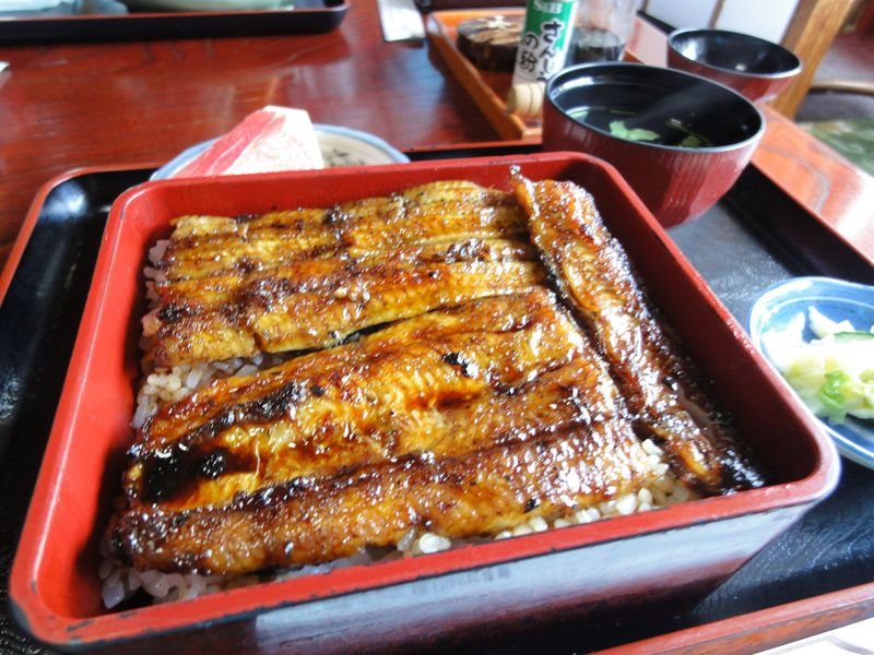 創業300年以上の秘伝のタレが自慢のうなぎ屋「丁子屋」【那須町芦野地区】