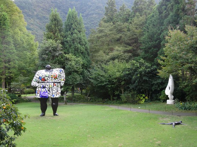 5.彫刻の森美術館