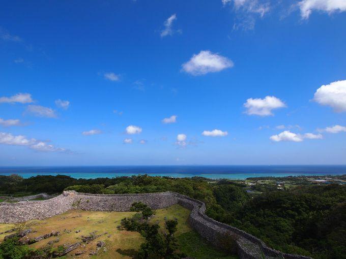 青い海を見渡す絶景は、一見の価値あり!!