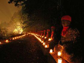 キラキラ日光 「湯西川温泉かまくら祭」「奥日光湯元温泉雪まつり」「日光キャンドルページェント」