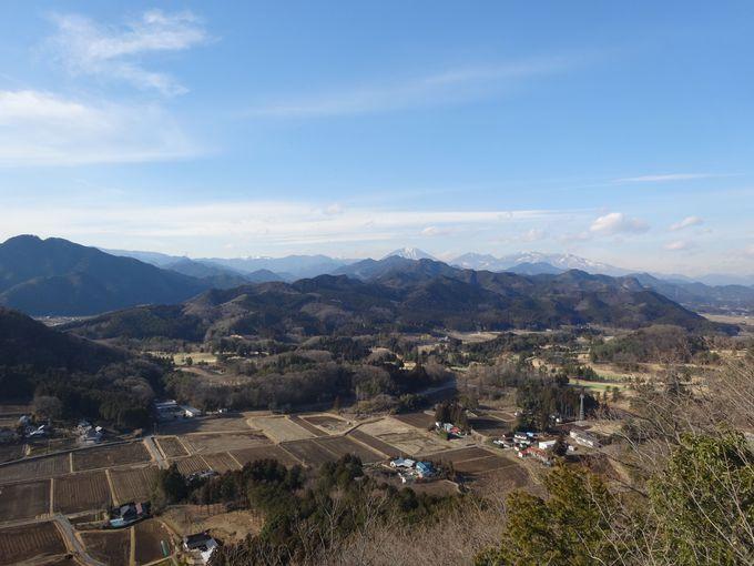 日光連山も一望!!360度のパノラマを楽しめます