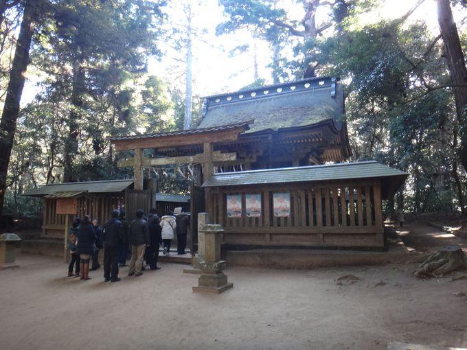 関東最強クラスのパワスポ「鹿島神宮」は、始まりの地
