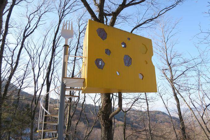 展望最高のチーズの家
