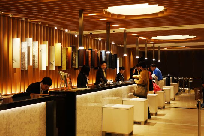 京都駅についたらホテルへ直行!!手ぶらで観光を楽しもう