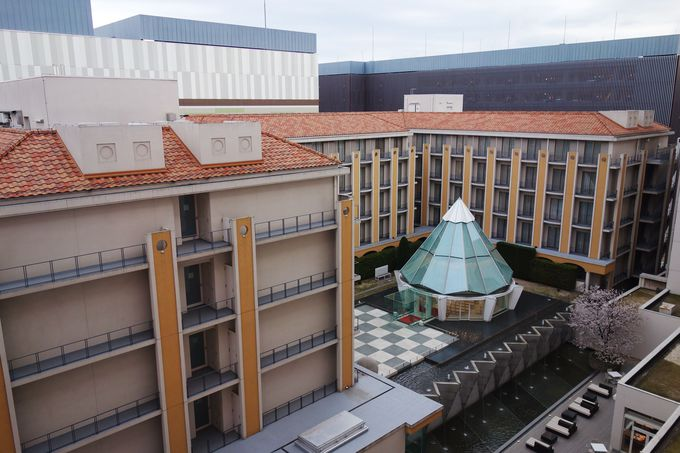 古都・京都の活気と静寂が調和するホテル