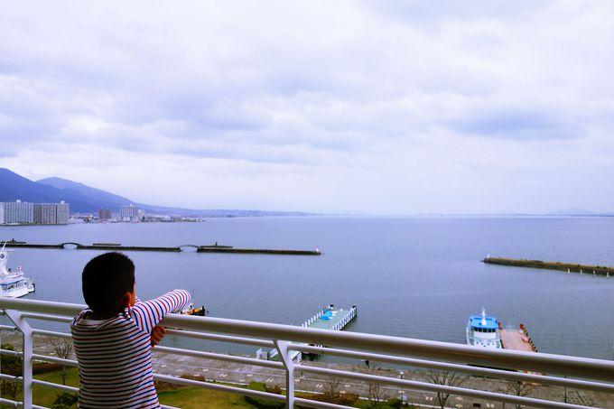 1.琵琶湖ホテル