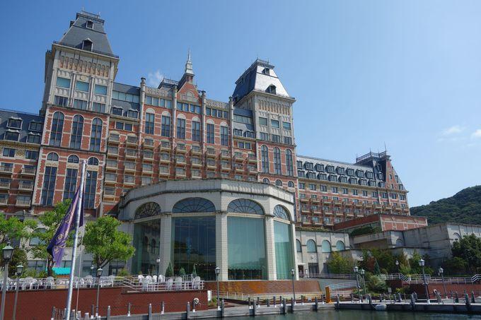 「ホテルオークラJRハウステンボス」で華やかな休日を!!