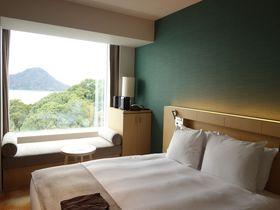 特別階クラブフロアから眺める瀬戸内海「グランドプリンスホテル広島」で至福のひとときを